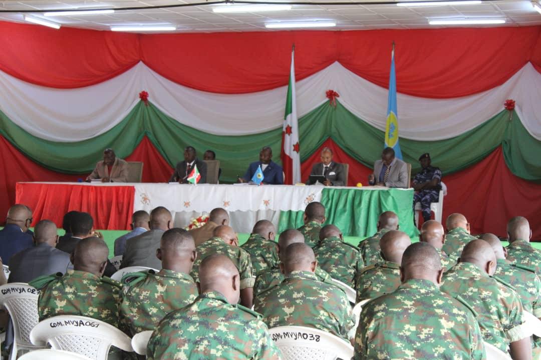 Photo : Intumwa, Nawe.bi, BurundiPride