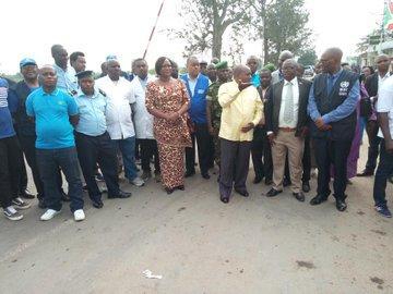 Toute décision favorisant la protection du Burundi contre Ebola sera prise (J.Butore)