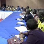 Elections 2020: les leaders des partis politiques et les administratifs s'engagent à collaborer étroitement