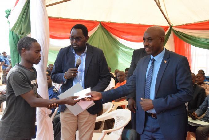 Gitega : Lancement des activités de réhabilitation des ménages affectés par la peste des petits ruminants