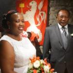 Rwanda : Emmanuel Habyarimana et Aline Umutesi, mariage de cohésion rwandaise en Suisse !