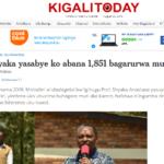 Rwanda: l'enseignement fondamental se meurt!