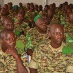 « Tout militaire du contingent doit garder son niveau de combativité élevé »