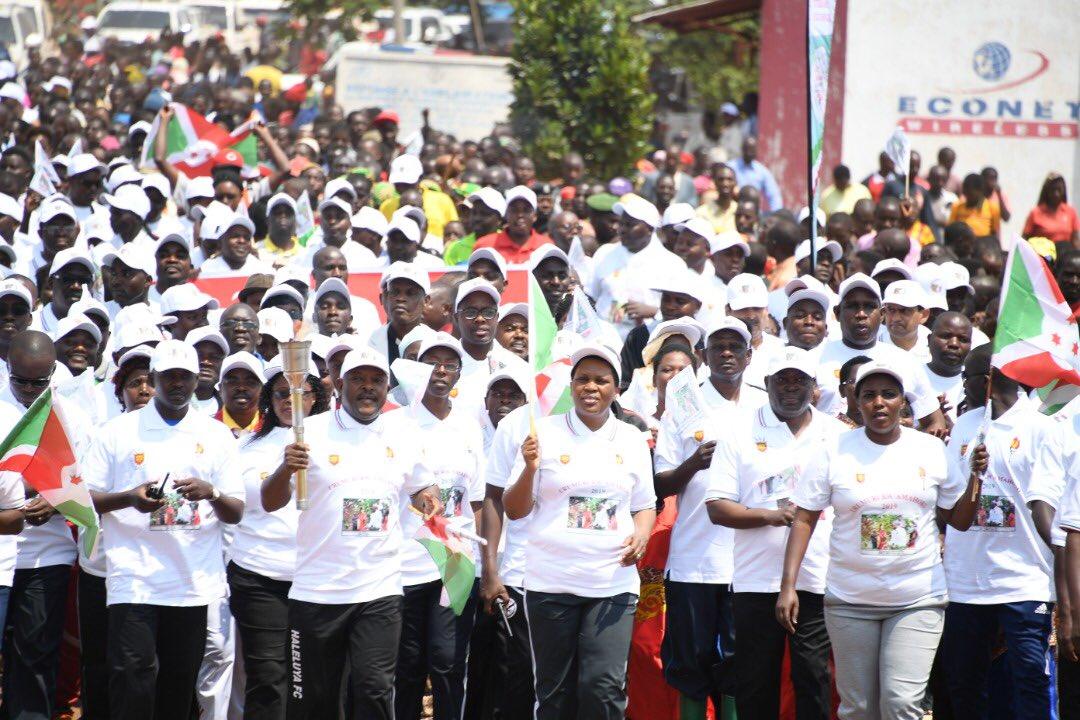 Photo : Presidence.bi / Ntare Rushatsi House