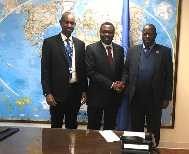 Photo : l'Autorité de l'Aviation Civile du Burundi (AACB)