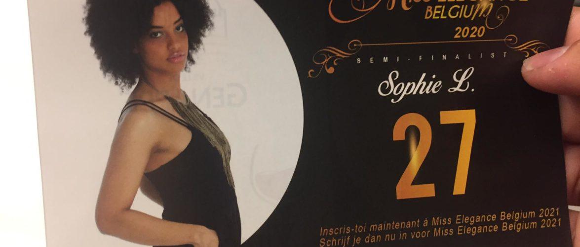 Burundi / Diaspora : Une Belgo-Burundaise numéro 27 au Miss Elegance Belgium 2020 . Votez 27 !