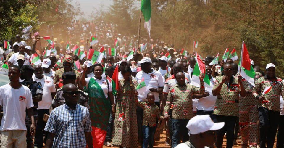 Burundi : Près de 2.000 Bagumyabanga de MugongoManga à l'inauguration d'une nouvelle permanence