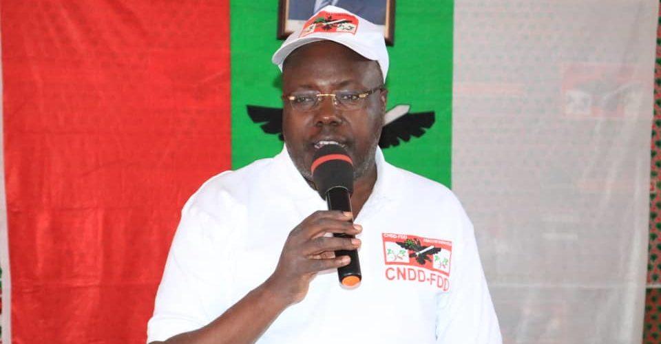 Burundi – Élections 2020 : Rencontre à Cankuzo – Les rangs se resserrent au CNDD-FFD