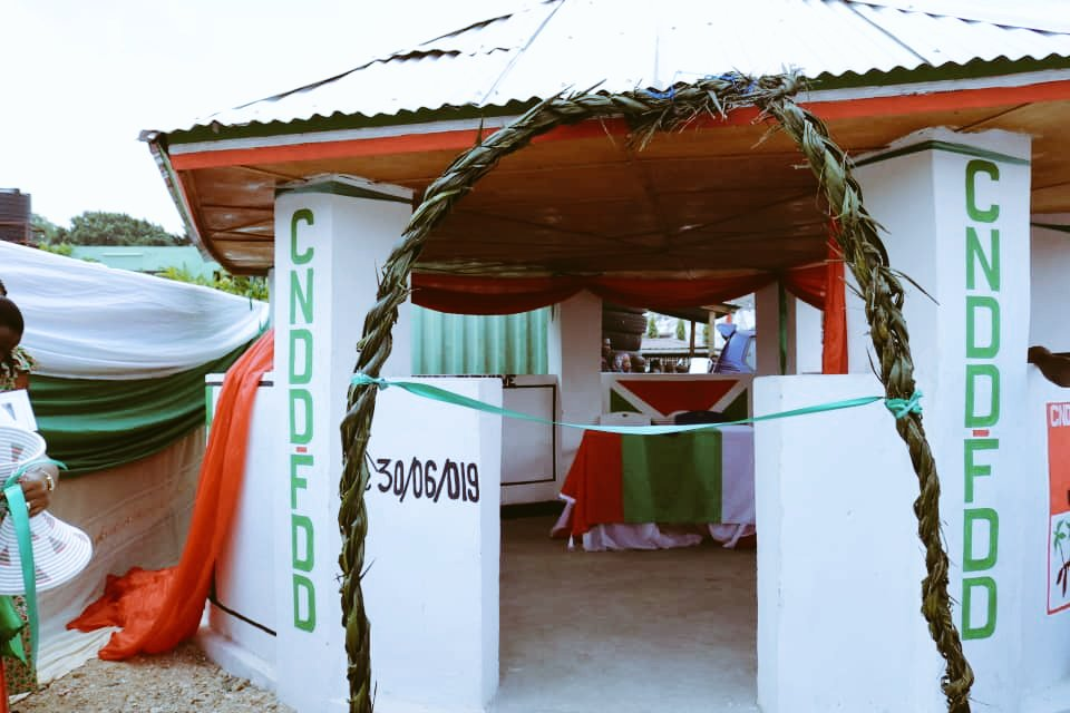 Photo : CNDD-FDD Mukaza