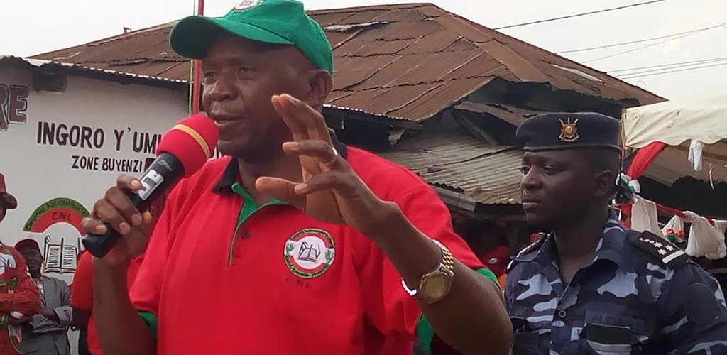 Burundi : Déjà en pleine campagne – Le CNL ouvre 3 permanences zonales à Gihosha, Nyakabiga et Buyenzi
