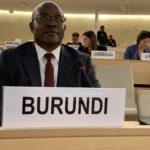 42ème Session du Conseil des Droits de l'Homme des Nations Unies : Déclaration du Burundi à l'occasion du dialogue interactif sur le Burundi.