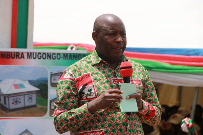 Burundi / Élection 2020 : Le CNDD-FDD fâché sur le VATICAN