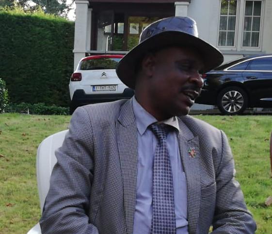 Burundian Diaspora Of Queensland Posts: Accueil Du Nouvel Ambassadeur Du Burundi En Belgique Par