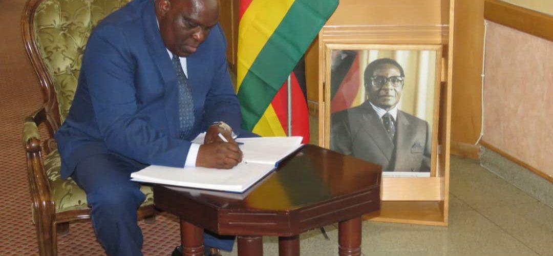 Le Président de l'Assemblée Nationale représentera le Burundi aux funérailles de Feu Mugabe