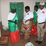 Burundi : La Ligue des femmes du parti CNDD-FDD - ABAKENYERERARUGAMBA - à Muyinga offre 16 maisons aux plus démunis