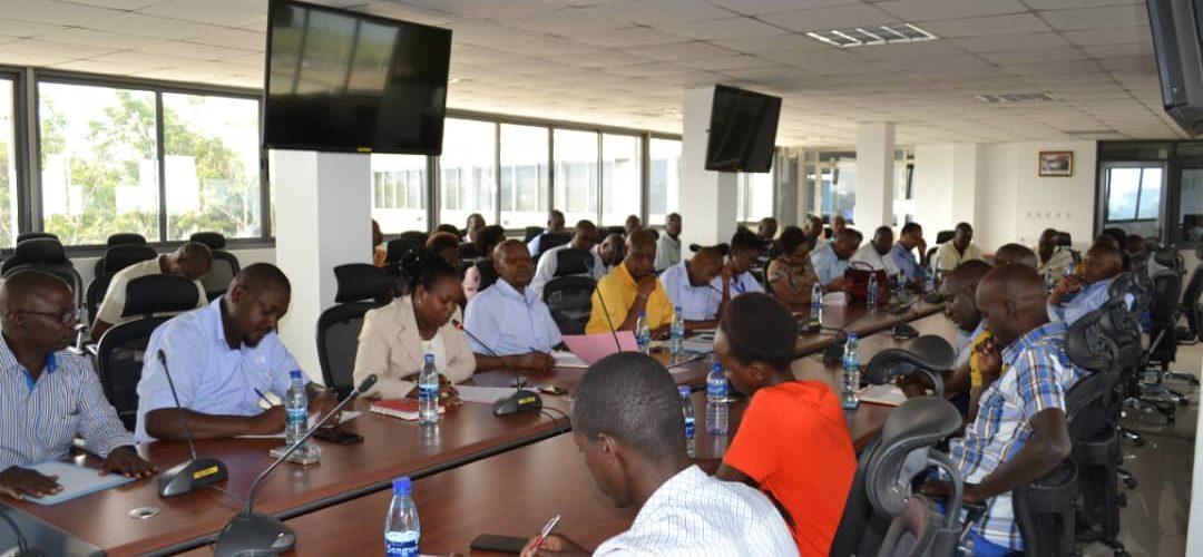 Burundi : L'OBR rencontre les responsables des agences en douanes et transitaires