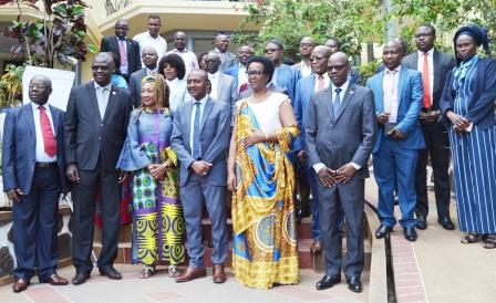 Union Africaine : Le Burundi abrite un atelier sur la lutte contre la corruption en Afrique centrale