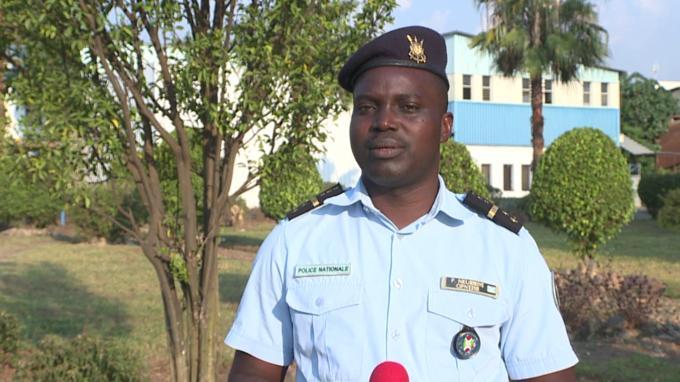 Mwaro: la police appréhende des bandits armés