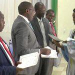 INSP: remise de diplômes aux lauréats bacheliers