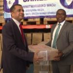 Santé : l'Inde accorde un don au Gouvernement burundais