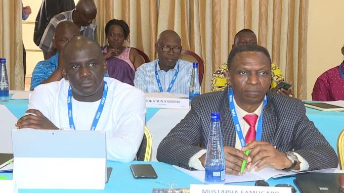 Bujumbura abrite un séminaire régional de la FIFA
