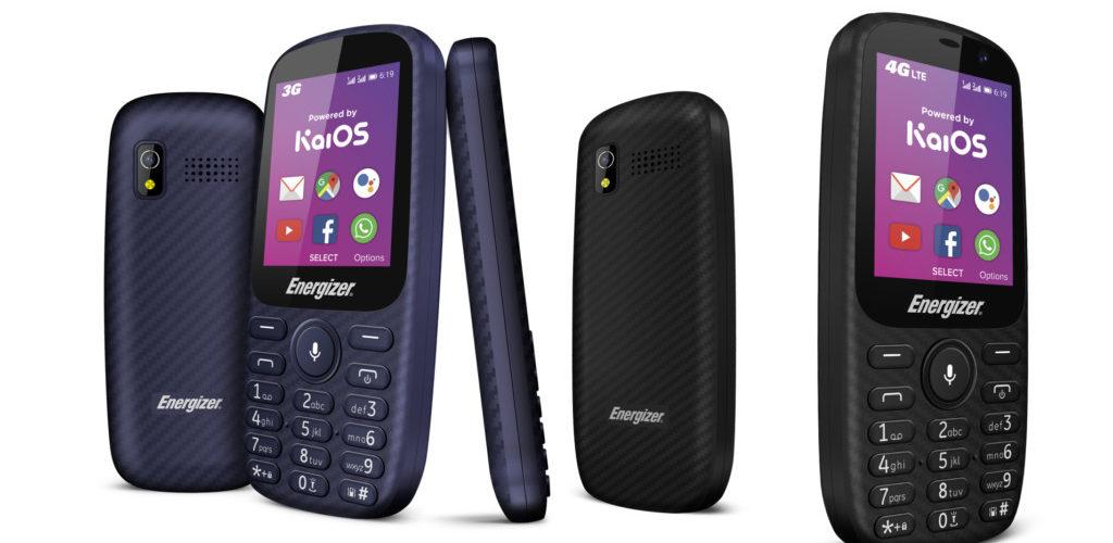 Des téléphones mobiles intelligents pour les campagnards: KAIOS contre ANDROID