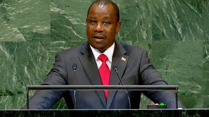 Le discours du Burundi à la 74ème session de l'Assemblée Générale des Nations Unis
