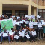 Les anesthésistes du Burundi sont en fête pour la première fois