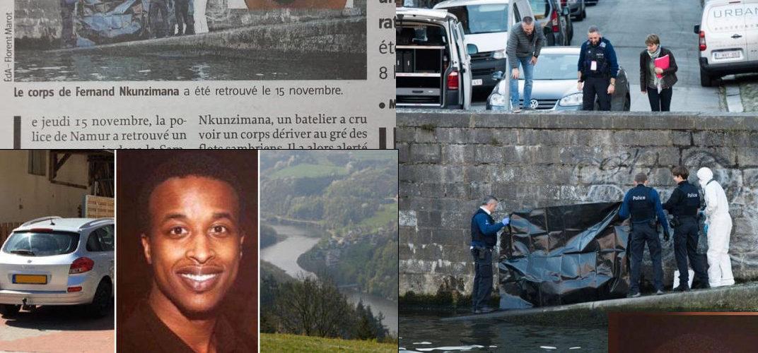 Burundi / Belgique – Diaspora : Décès d'un jeune burundais ARAKAZA Landry à NAMUR. Très très grande inquiétude dans la Communauté burundaise de Belgique…