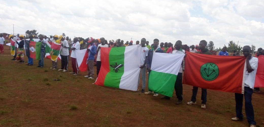 Elections 2020 : Ngozi organise une journée sportive dédiée à la cohabitation pacifique entre les Partis Politiques du Burundi