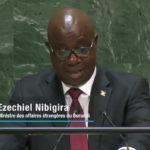Le Burundi demande sa sortie de l'Agenda du Conseil de Sécurité de l'ONU