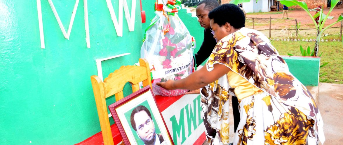 Petit tour du Burundi – Commémoration du 26ème anniversaire de l'assassinat de Feu Ndadaye Melchior