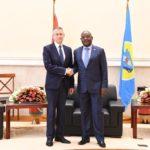 Invitation au Sommet Afrique-Russie du 22-24/10/2019 à Sotchi, par l'Ambassadeur MIKHAYLOV, nouvel Ambassadeur de la République Fédérale de la Russie à Burundi