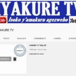 Région Grands Lacs Africains / Défense : Le Rwanda lance un media haineux -IYAKURE TV- contre le Burundi