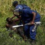 Des larmes de crocodiles après la fragrance des journalistes lors de l'agression armée à Bubanza.