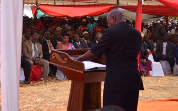 Muyinga/Séance de moralisation: le Chef de l'Etat veut susciter un esprit patriotique