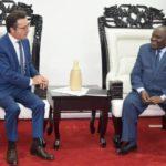 La France s'engage à renforcer les relations économiques avec le Burundi