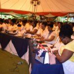 Les Femmes leaders s'engagent à promouvoir la paix par des travaux concrets