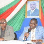 Gitega: le DG de l'OBM appelle les exploitants miniers à respecter la loi