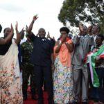Mwaro : inauguration des infrastructures d'intérêt public par le Chef de l'Etat