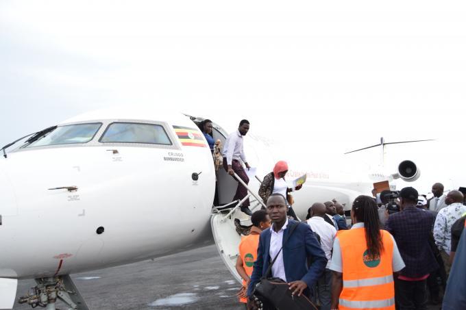 La compagnie aérienne Uganda Airlines ouvre la ligne Bujumbura-Entebbe