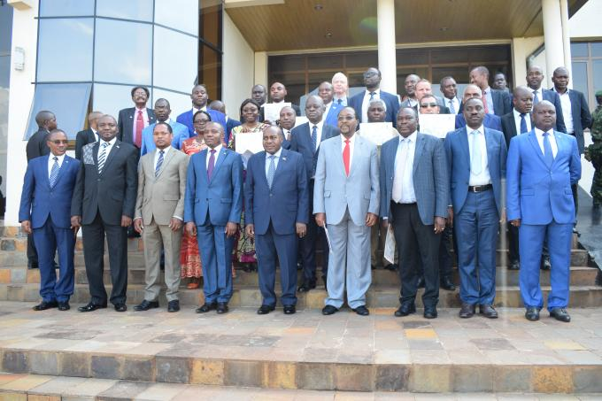 Exploitation/ressources naturelles : le Burundi met en application la certification CIRGL