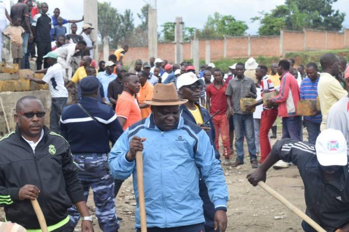 Bubanza: la situation sécuritaire est maitrisée (Pascal Nyabenda)