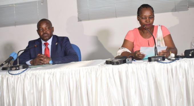 CENAP/FDP: journée d'échanges sur les stratégies de prévention des conflits durant le processus électoral de 2020