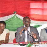 Tournée communale: le président du sénat est à sa 99è commune