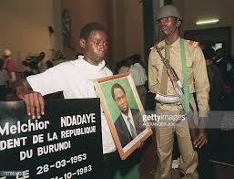Les derniers instants du Président Melchior NDADAYE