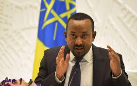 Le Premier ministre éthiopien Abiy Ahmed, prix Nobel de la Paix