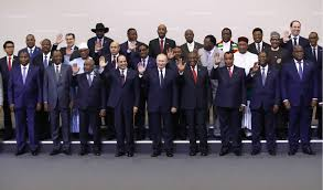 Déclaration du premier sommet Russie – Afrique