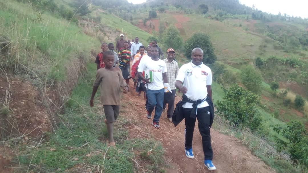 Photo : CNDD-FDD MAKAMBA