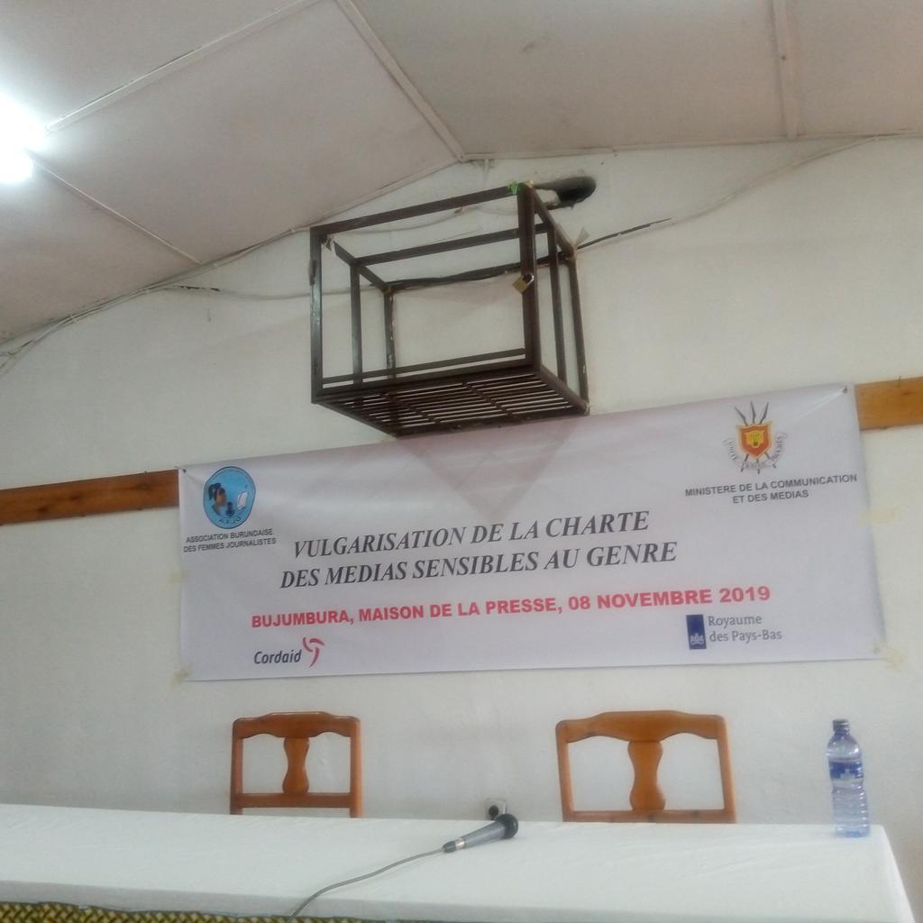 Photo : Burundi Eco